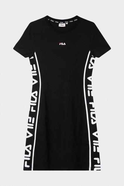 FILA šaty TANIEL - černé