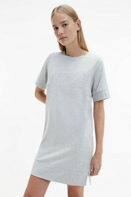 Calvin Klein šaty - šedé