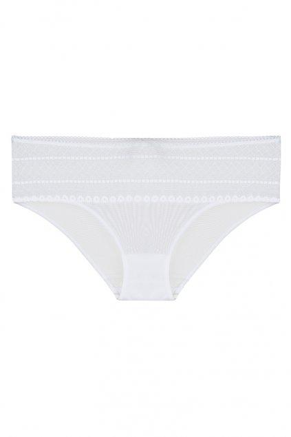 DKNY Litewear Lace kalhotky - bílé (Velikost S)