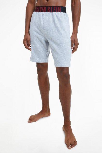 Calvin Klein Intense Power šortky pánské - šedé