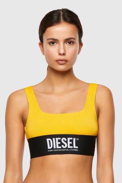 Diesel braletka - žlutá
