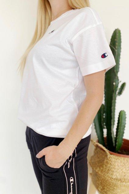 Champion tričko Rochester dámské - bílé