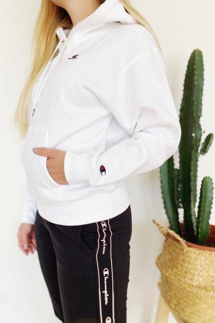 Champion mikina Rochester dámská - bílá