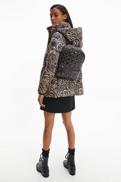 Calvin Klein Round Backpack batoh - černý