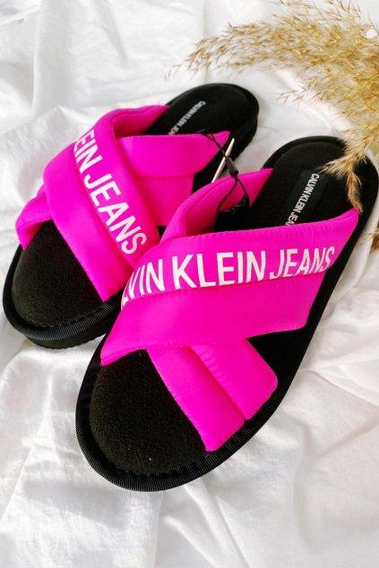 Calvin Klein Jeans bačkory