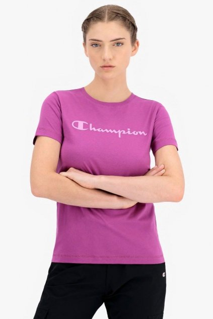 Champion tričko dámské - fialové