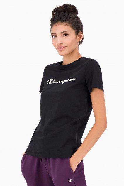 Champion tričko dámské - černé
