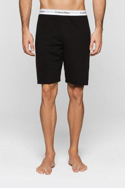 Calvin Klein Modern Cotton šortky- černé