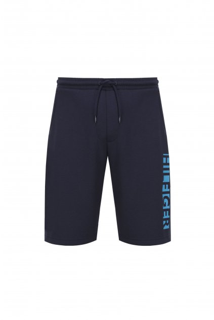 Tommy Hilfiger Logo šortky limited- navy blazer