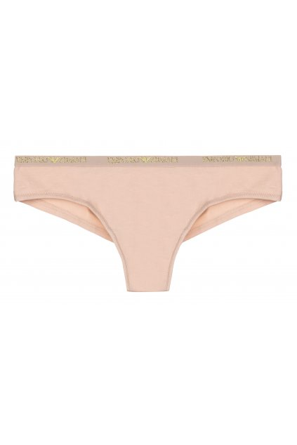 Emporio Armani Visibility cotton brazilky- light pink