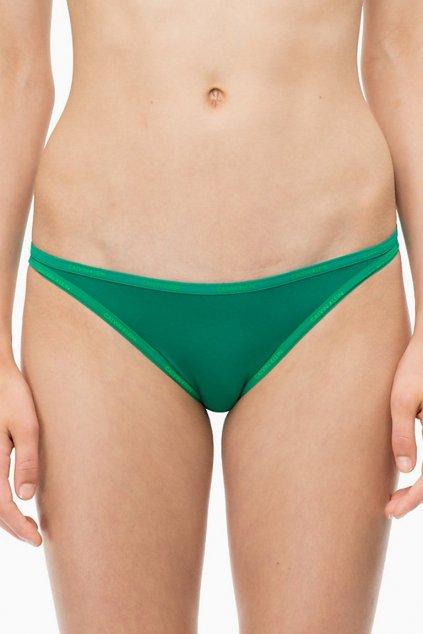 LIMITKA! Calvin Klein Youthful bikini - simmer green