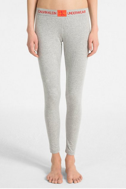 Calvin Klein Monogram legíny - grey heather