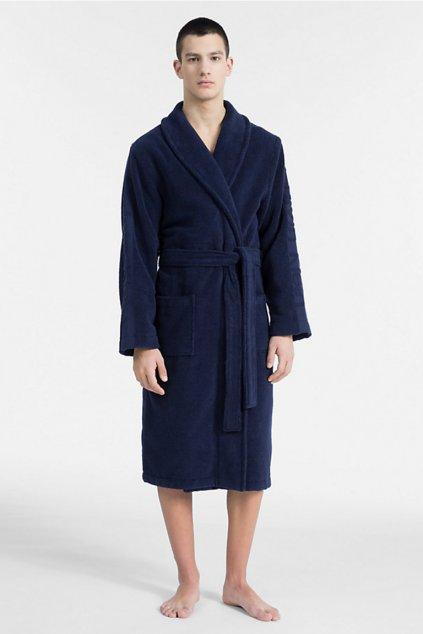 Calvin Klein logo župan pánský - tmavě modrý