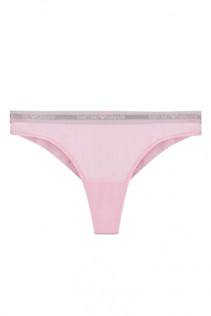 Emporio Armani Microfiber brazilky -  candy pink