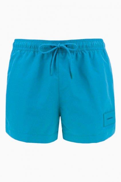 Calvin Klein Plavky Core Solids - modré