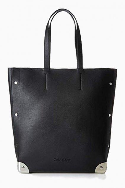 Calvin Klein shopper bag xcorners - black