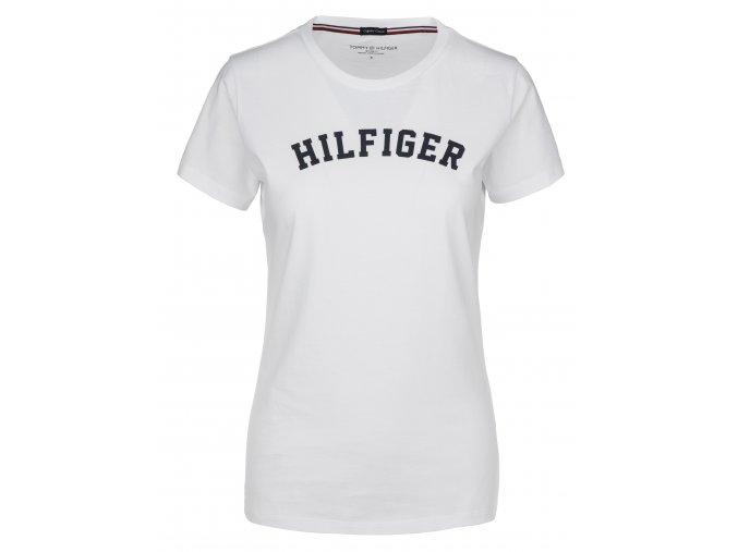NEW! Tommy Hilfiger Tričko - Bílé