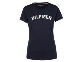 NEW! Tommy Hilfiger Tričko - Modré
