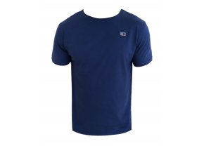 Limited! Tommy Hilfiger Better Cotton Tričko Icon - modré