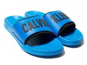 Calvin Klein Pantofle- electric blue