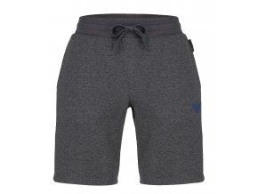 Emporio Armani contemporary šortky - šedé