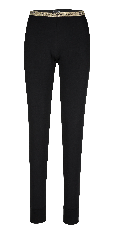 Emporio Armani Underwear Emporio Armani HolyCotton kalhoty - černé Velikost: XS