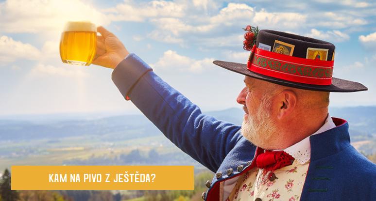 Kam na pivo z Beranova pivovaru?