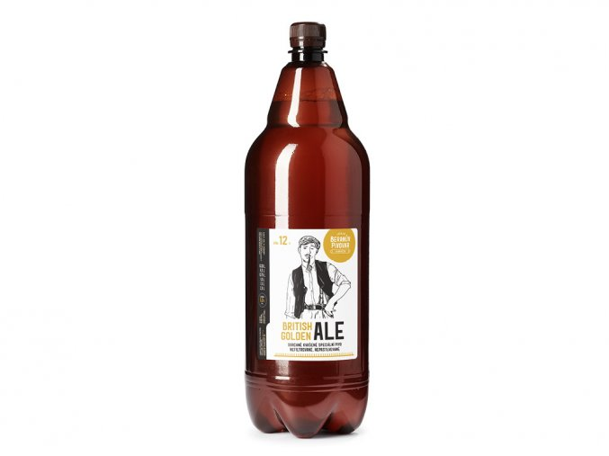 british golden ALE 2L