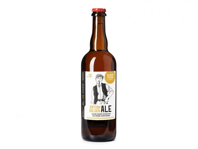 british golden ALE 0 75L