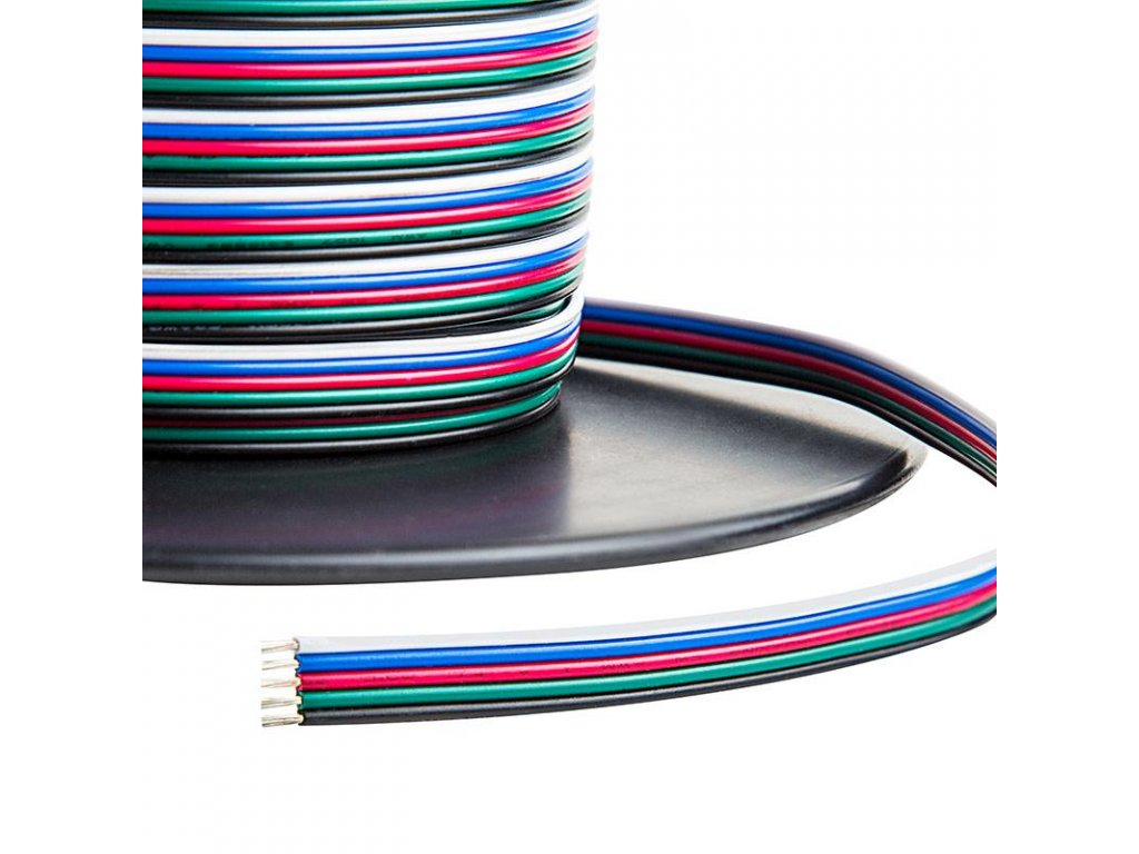 full kabel RGBW