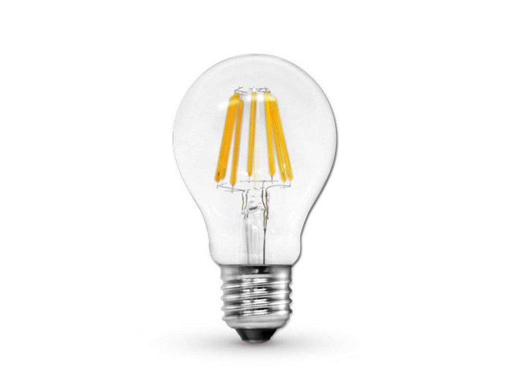 full zarowka led filament e27 8w