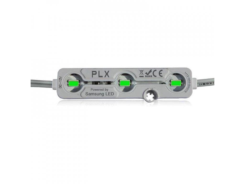 full led modul samsung green