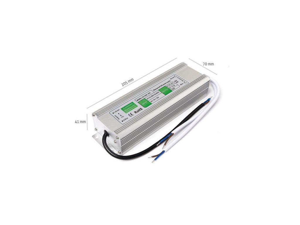 full zasilacz 12V 150W IP67