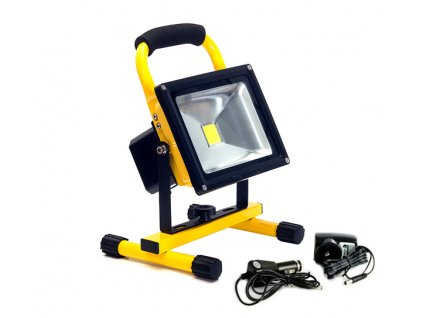 full reflektory led 10w s akumulatorem 10114