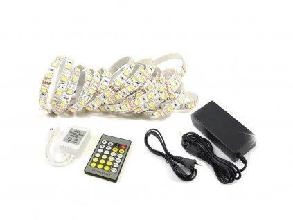 LED pásek MULTIWHITE 3in1 - 5m - 60LED/m - 14,4W/m - 12V - 3000Lm - IP20 - SADA