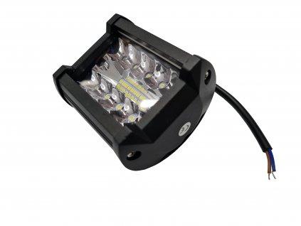 LED auto světlomet OFF ROAD - 10 - 30V - 60W - studená bílá
