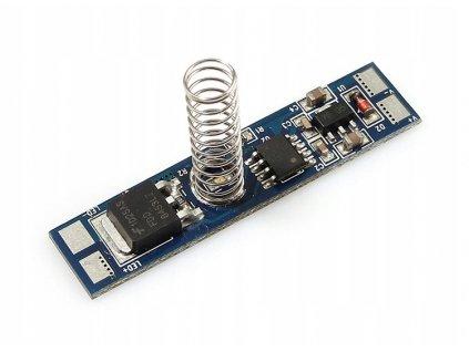 Wlacznik do profilu tasm LED 8A sciemniacz TD002