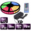 full led pasky berge rgb ww ip20 sada7