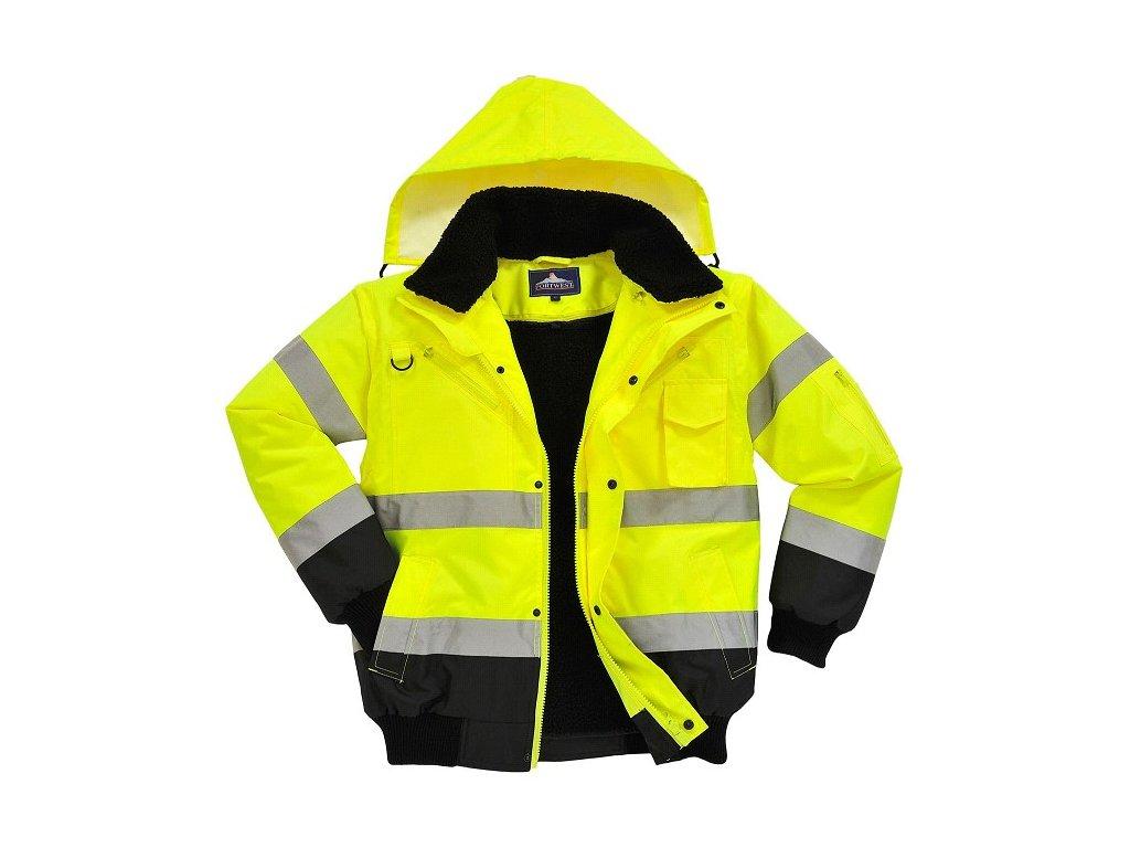Reflexní zimní oděvy