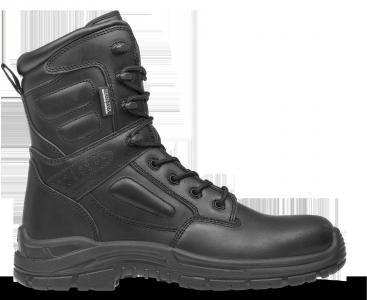 Poloholeňová obuv