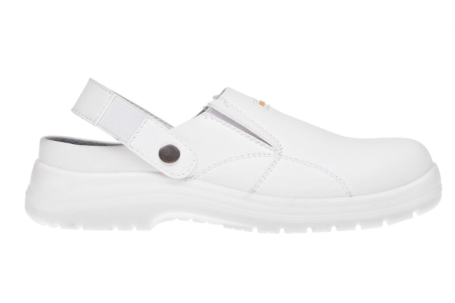 Bílá obuv