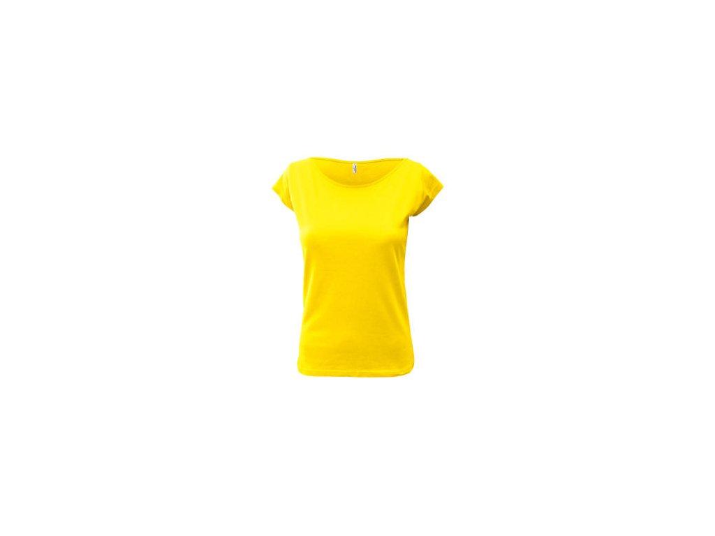 103 Tričko Dámské Elegance
