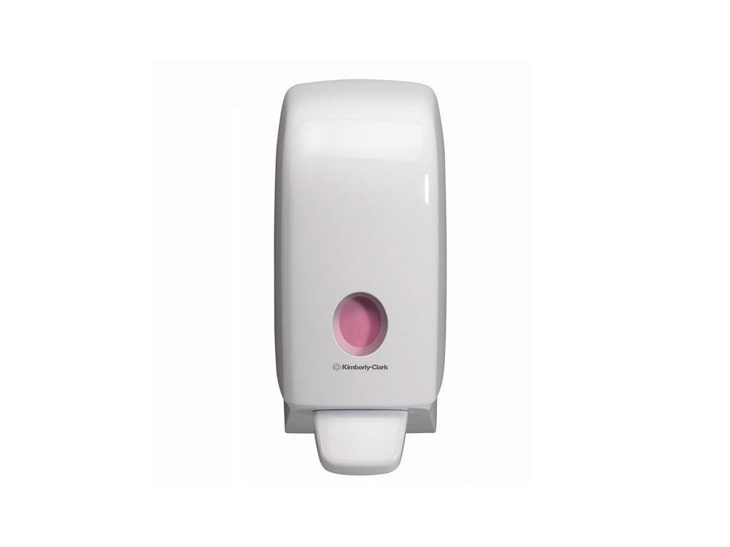 Dávkovač tekutého mýdla, pěny, dezinfekce - AQUARIUS 6948
