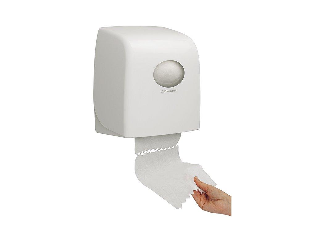 Zásobník papírových ručníků v rolích - AQUARIUS 6953