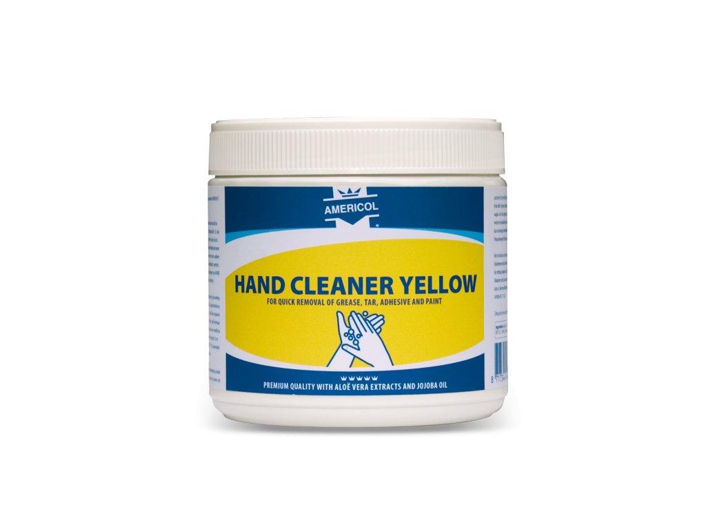 840 Hand Cleaner Yellow 600ml