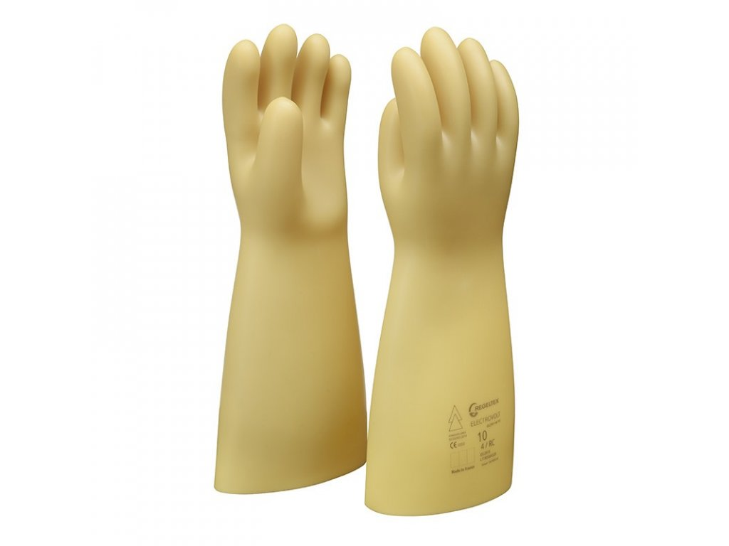 Dielektrické rukavice REGELTEX