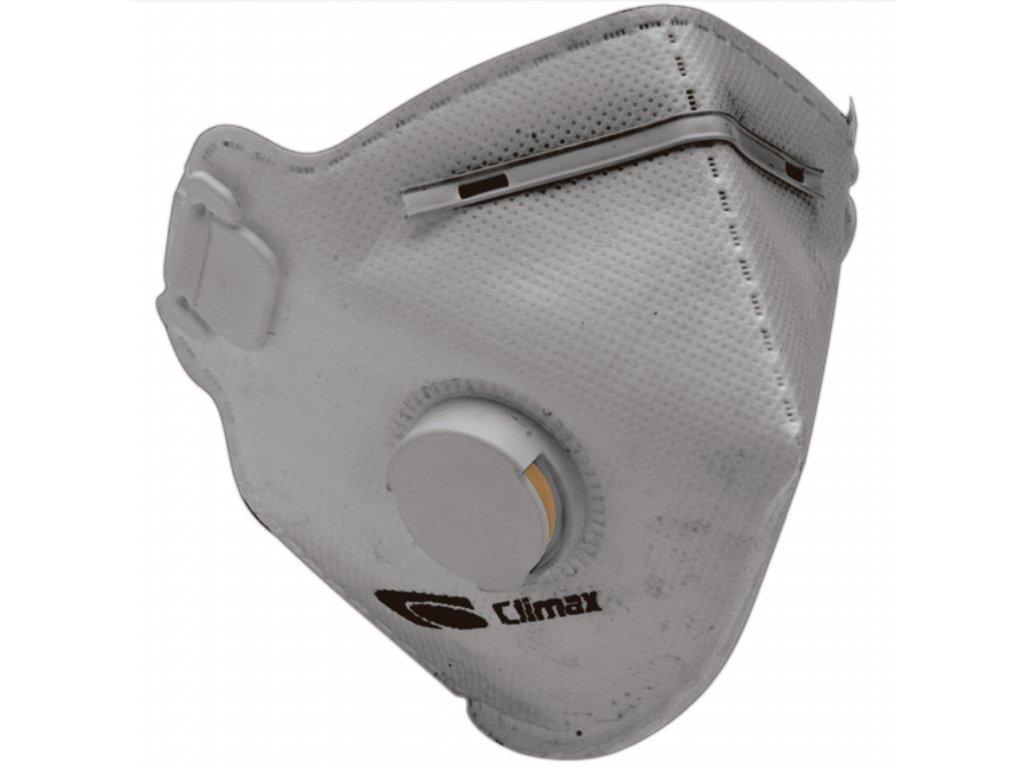 Respirátor CLIMAX 1720-C FFP2 NR s aktivním uhlím