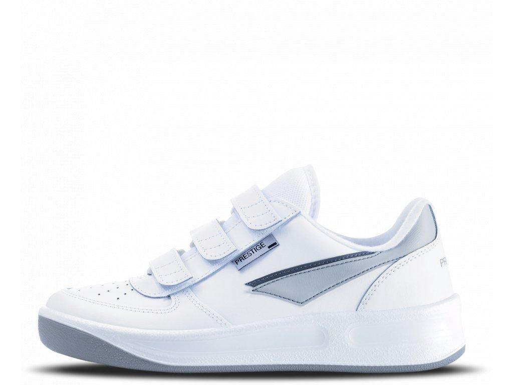 PRESTIGE Velcro White Low