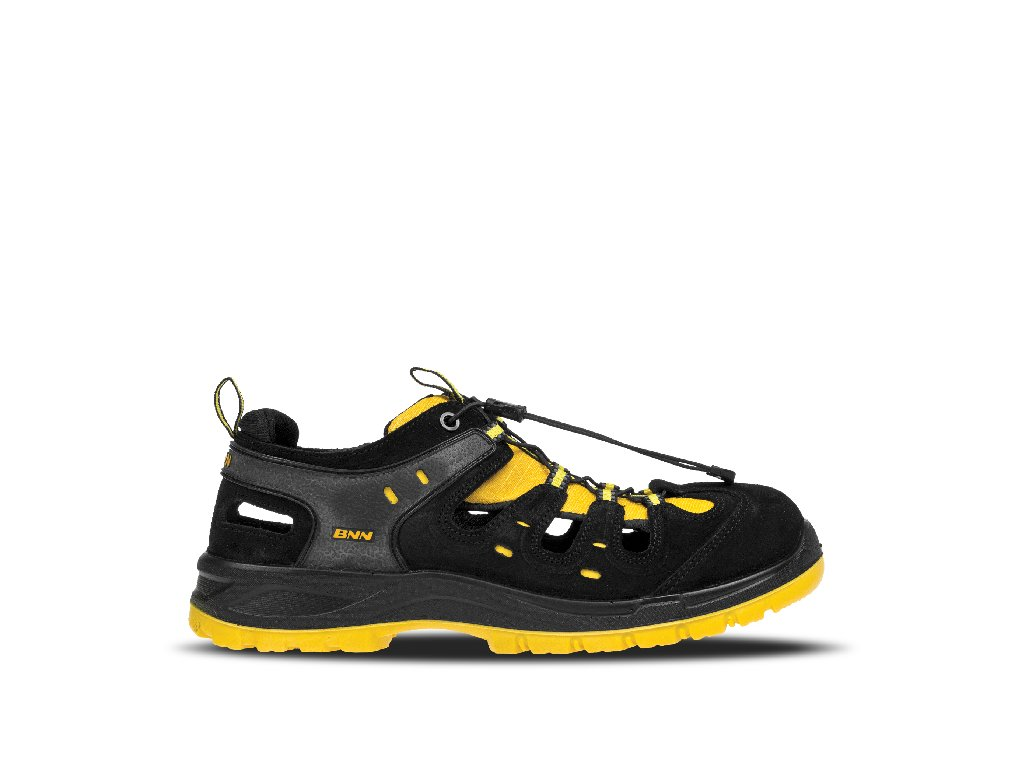 BNN BOMBIS LITE S1 NM Yellow Sandal