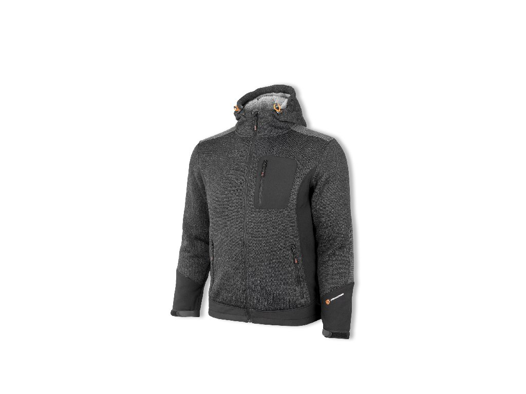 ProM NORTOS Sweatshirt grey/black